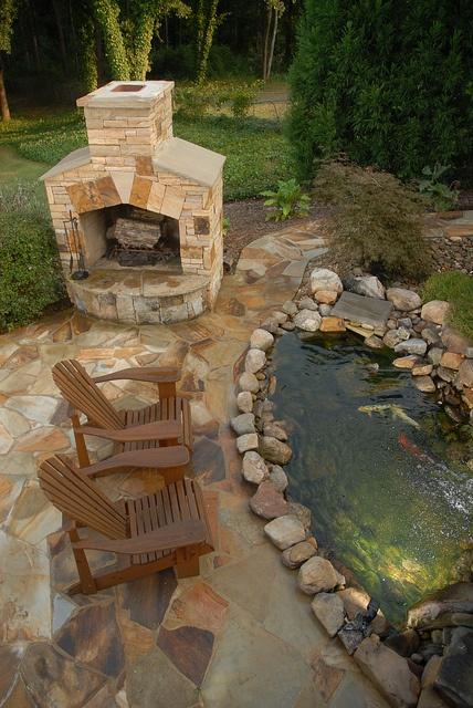 Backyard Pond 10