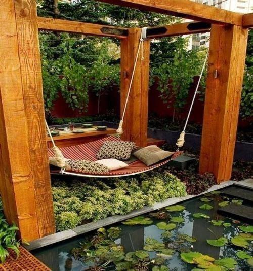 Backyard Pond 13