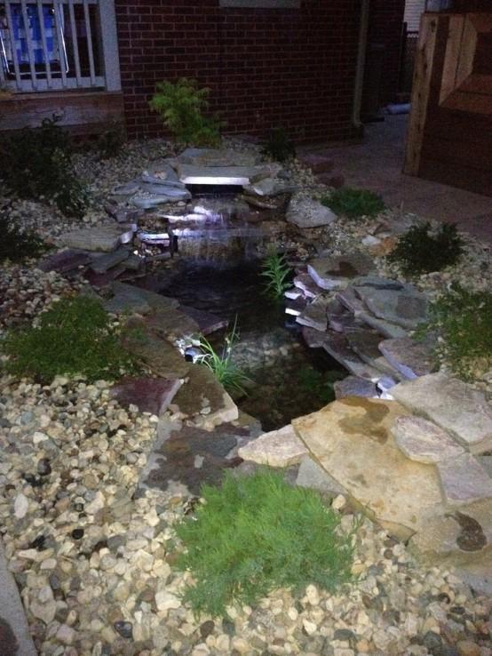 Backyard Pond 16