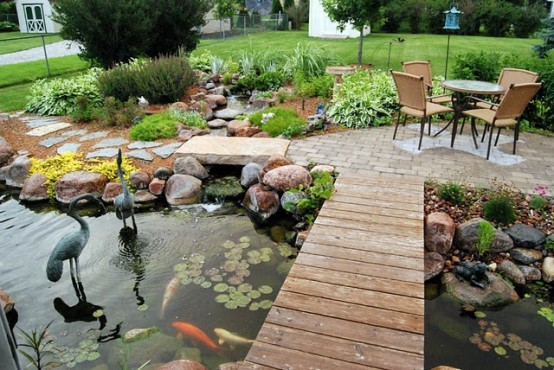 Backyard Pond 2