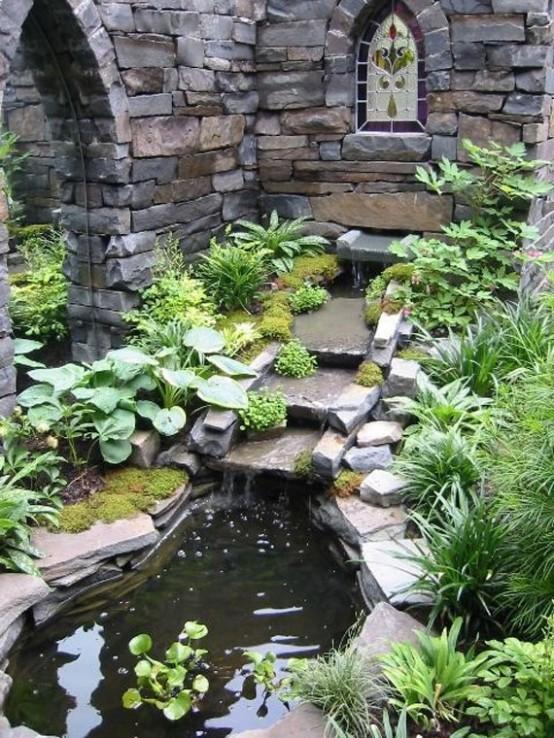 Backyard Pond 4