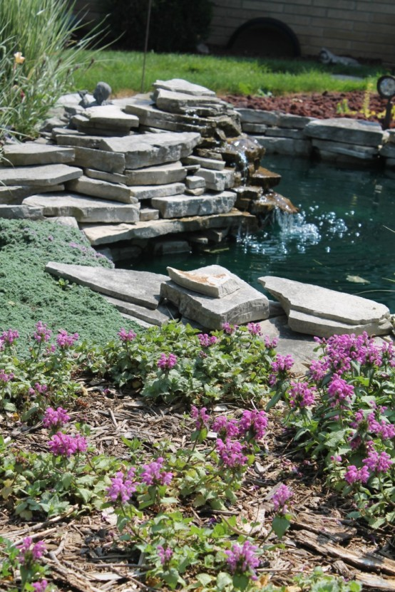 Top 25 awesome backyard pond design ideas site for everything Design pond