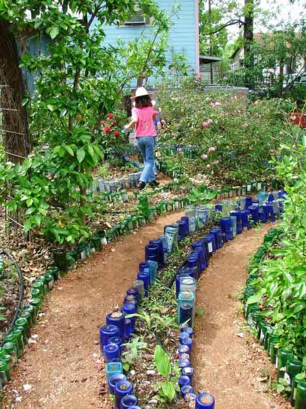 Garden Edging 8