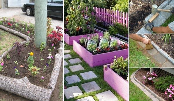 Garden Edging Feat