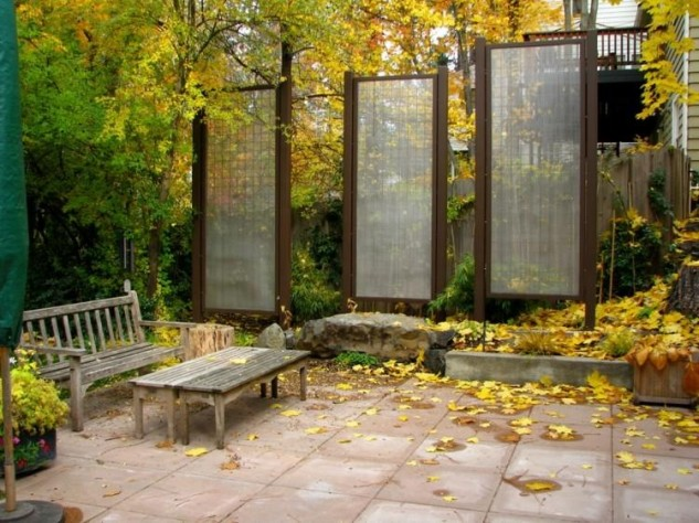 Which of these 15 affordable fences will best keep privacy for Canvas privacy screen outdoor