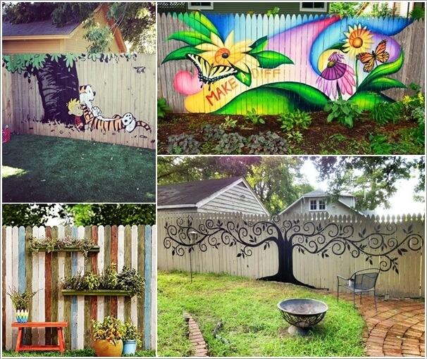 Garden Fence 7