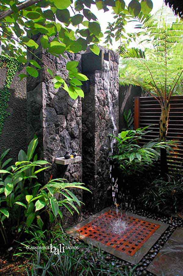 Outdoor Shower 2