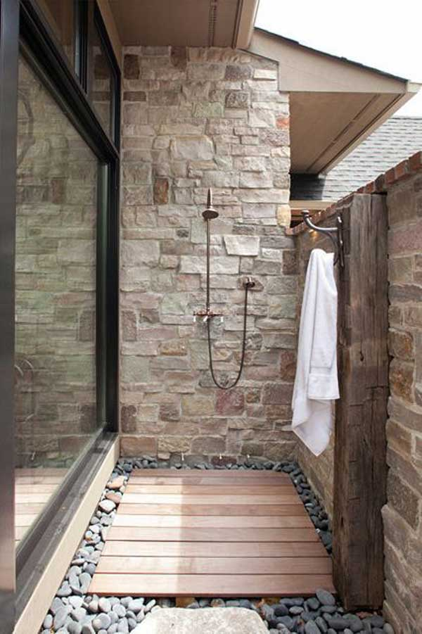 Outdoor Shower 5