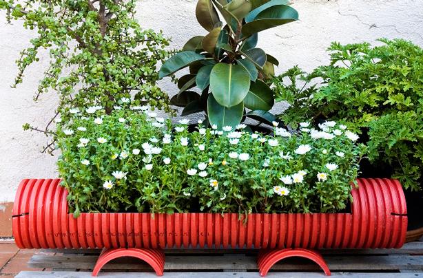 PVC Garden 11