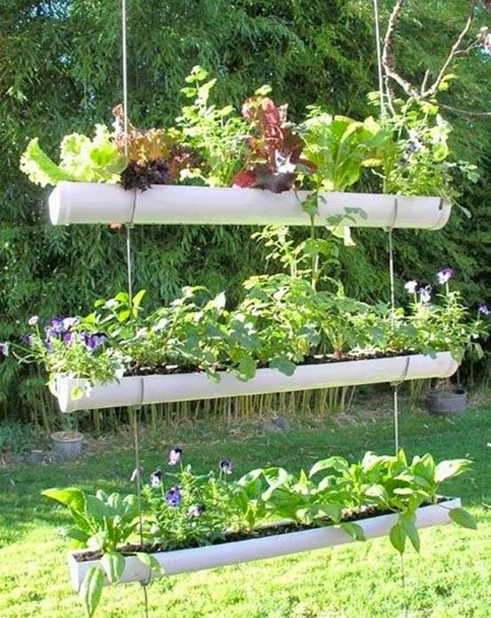 PVC Garden 4