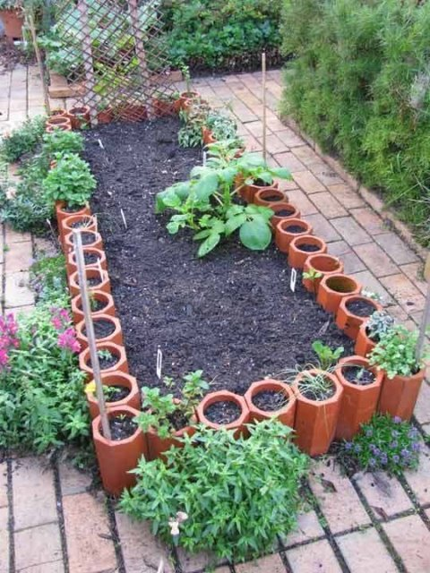 Raised Garden Beds 1