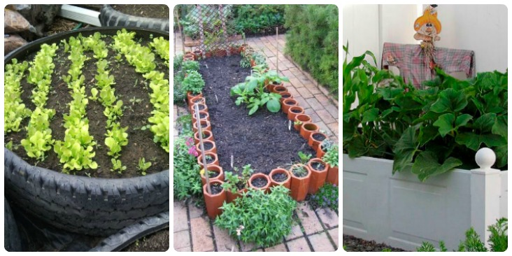 12 Easy Cheap DIY Raised Garden Beds Ideas Site For