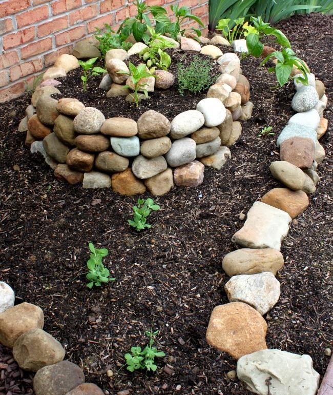 Spiral Garden 1