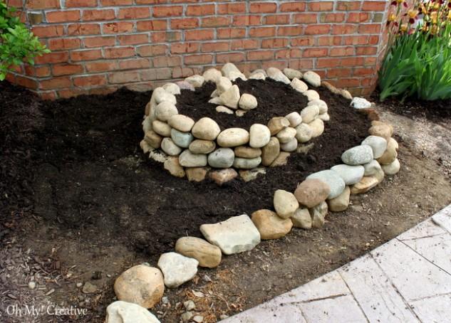 Spiral Garden 9