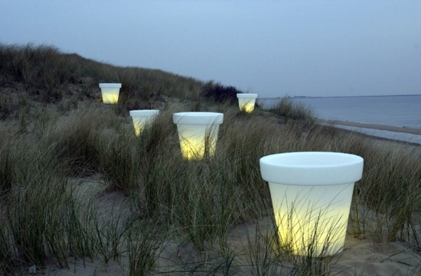 Illuminated Planters 3