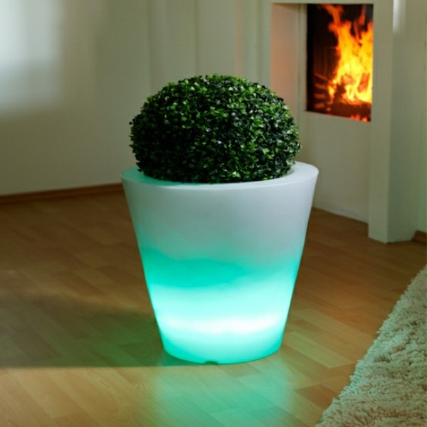 Illuminated Planters 5