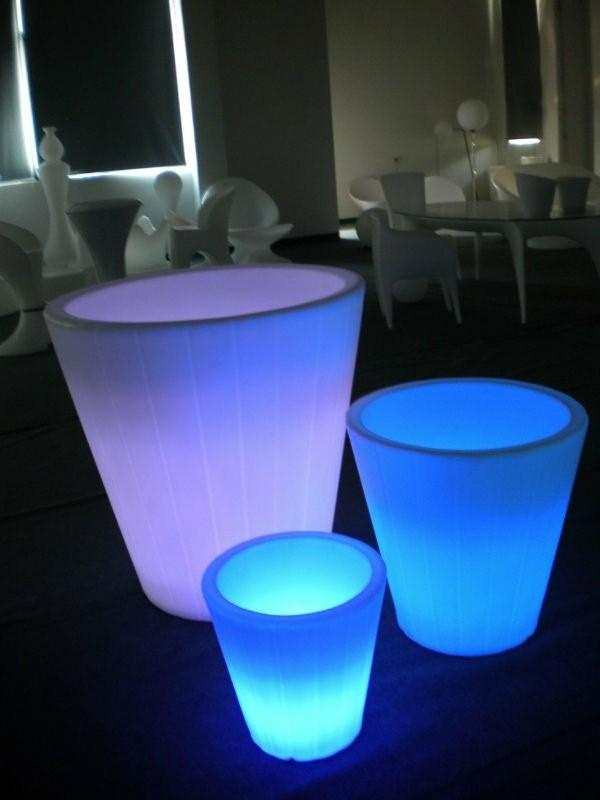 Illuminated Planters 6