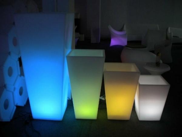 Illuminated Planters 8