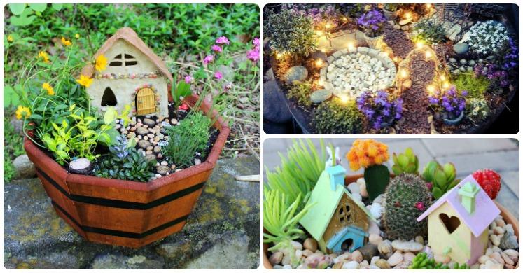 Fairy Garden Feat