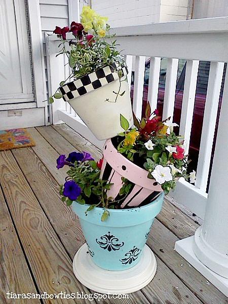 Flower Tower 7