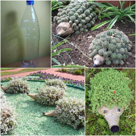 Hedgehog Planters 4