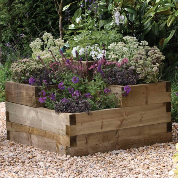 Unique Raised Bed Garden Ideas: Look At These 12 Unique & Fun Raised Garden Bed Ideas