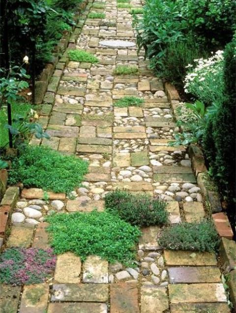 Brick Pathways 11