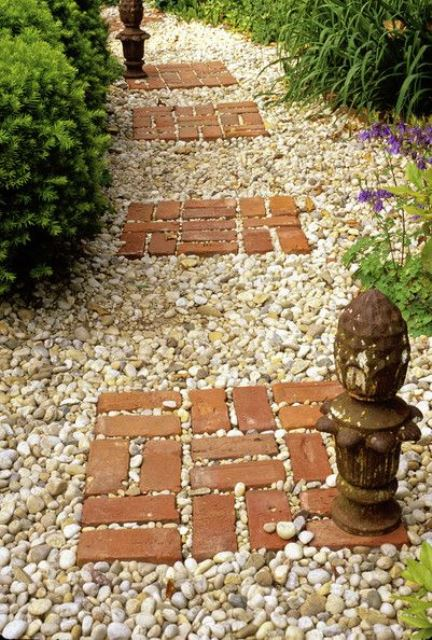 Brick Pathways 12