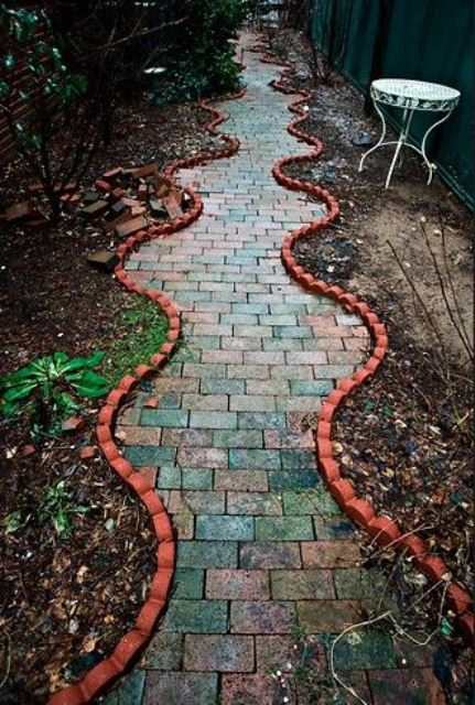 Brick Pathways 13