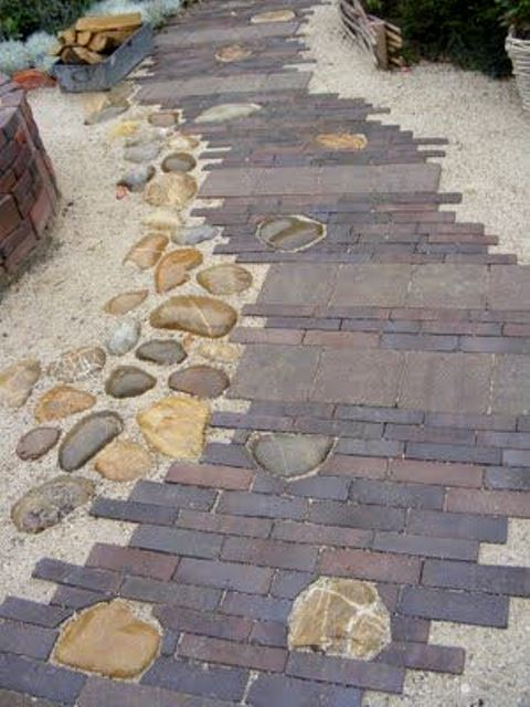 Brick Pathways 14