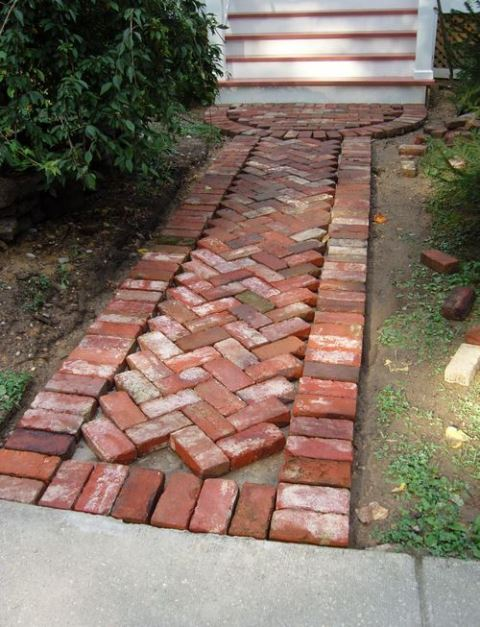 Brick Pathways 15