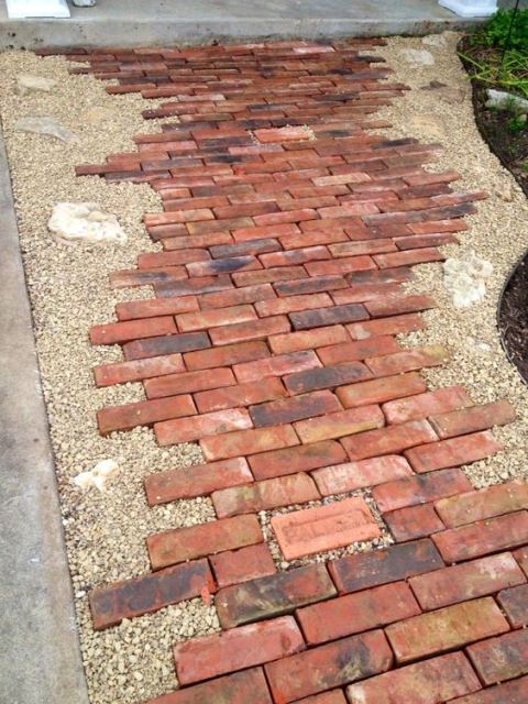 Brick Pathways 5