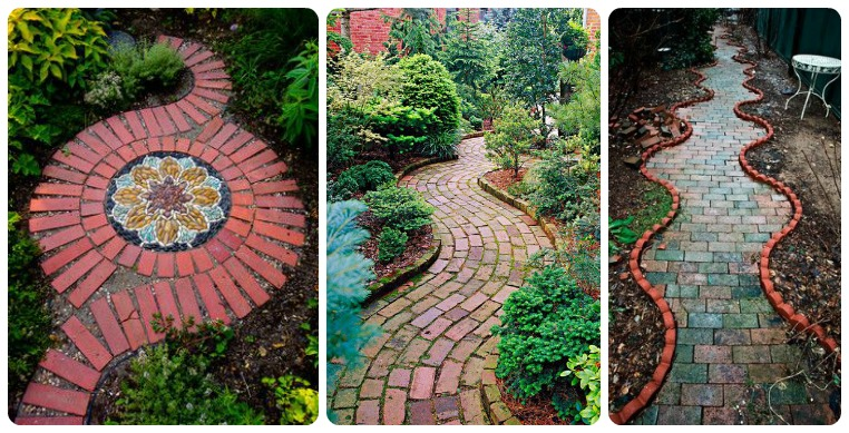 Brick Pathways Feat