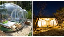 Glamping?! Eco-Friendly Holiday Design Ideas