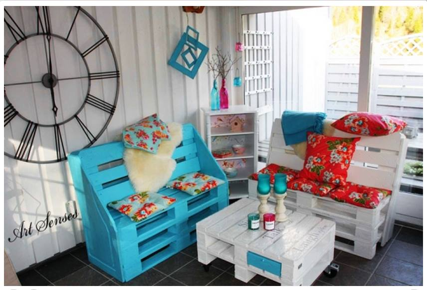 Pallet Furniture 2