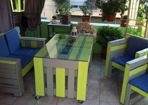 Pallet Furniture 30