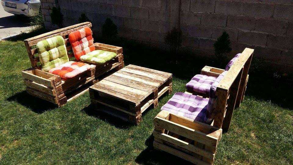 Pallet Furniture 32