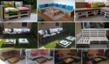 33 Practical And Inspiring Ideas Of Gorgeous Garden & Patio Furniture Built From Cheap Pallets!