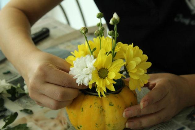 Pumpkin Decoration 5