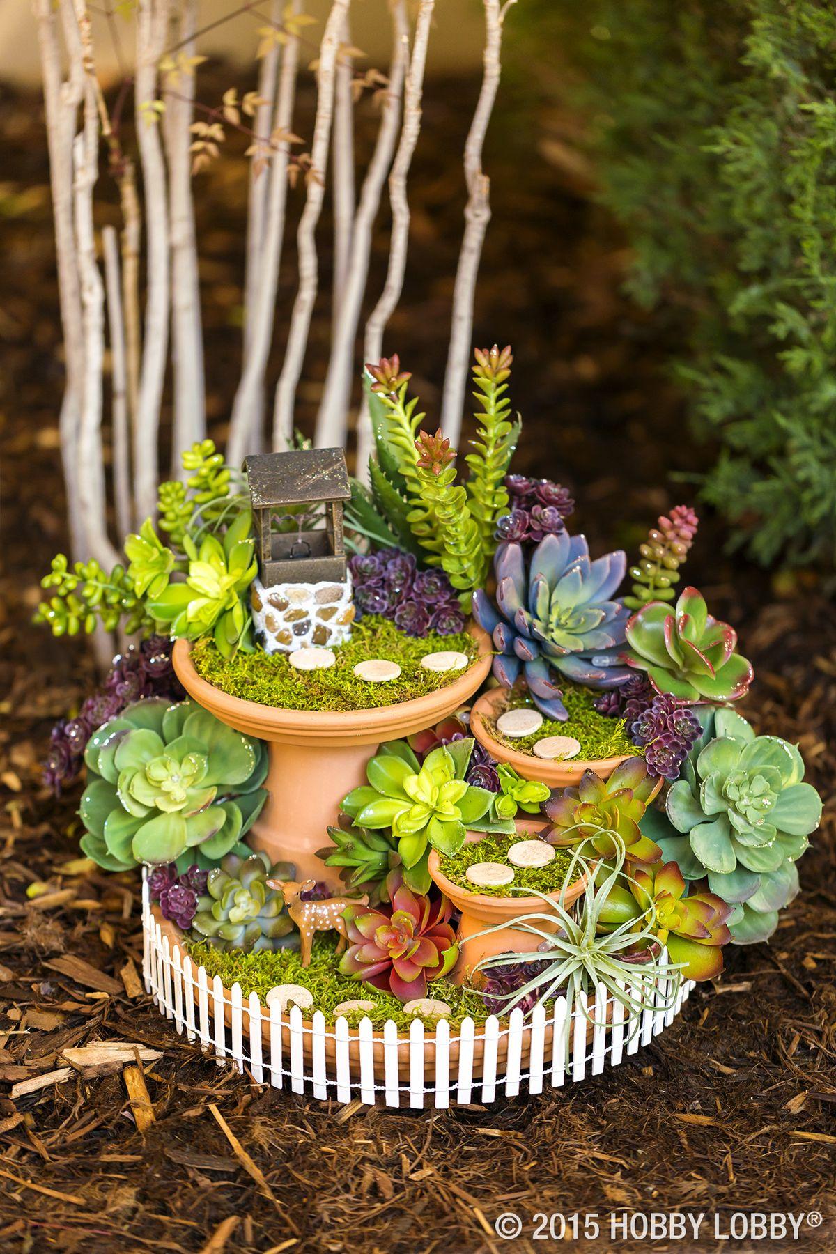 Succulent Garden 13