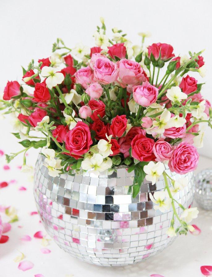 Vase decoration 11