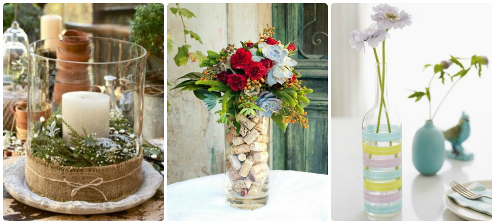 Decorate Your Plain Glass Vase And Make It Look Outstanding