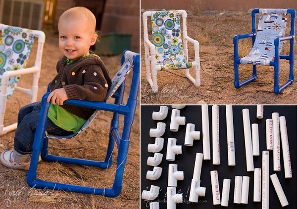 DIY PVC Pipes Projects 03