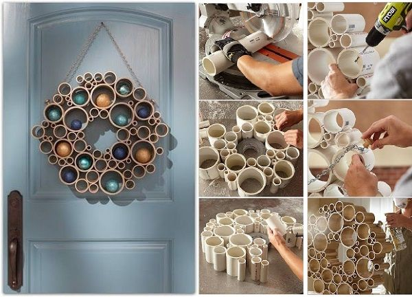 DIY PVC Pipes Projects 10