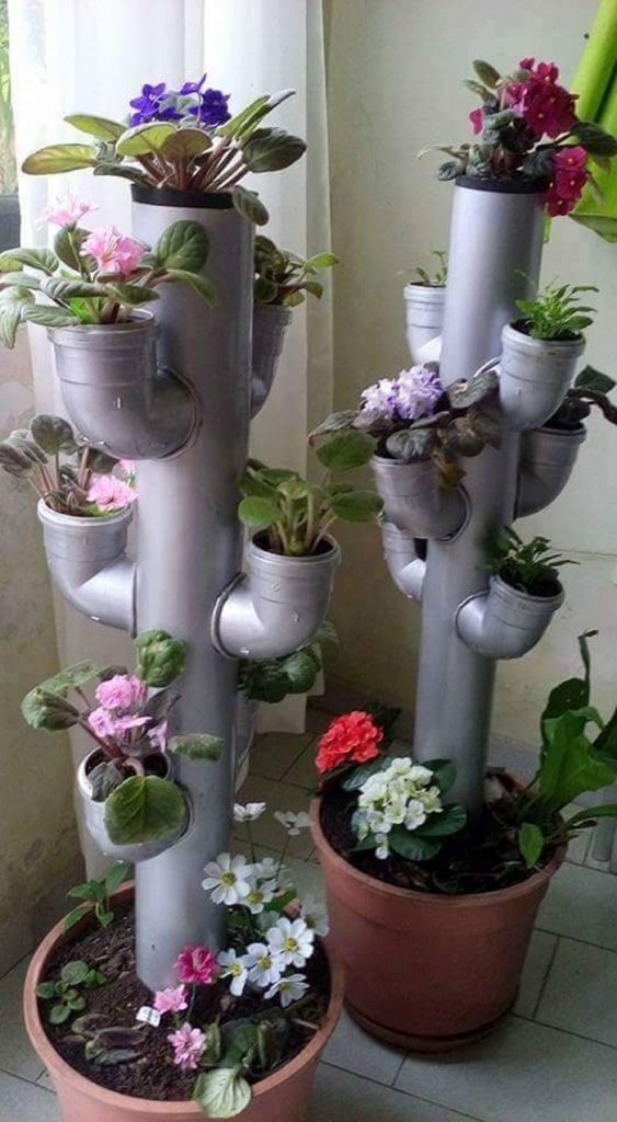 DIY PVC Pipes Projects 14