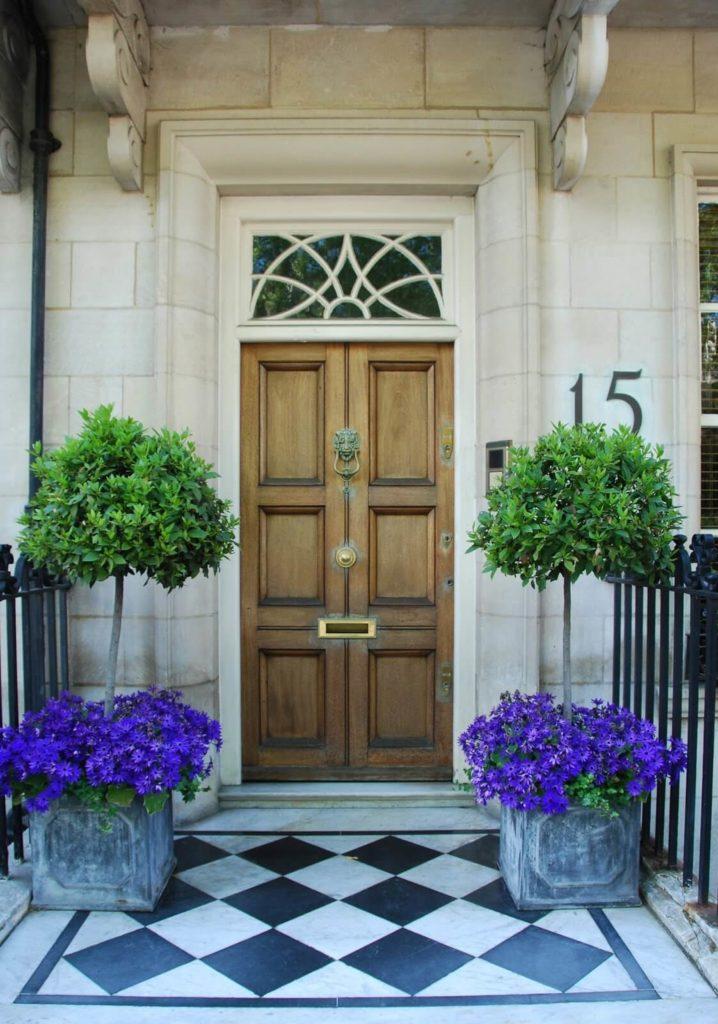 Front Door Pots 13