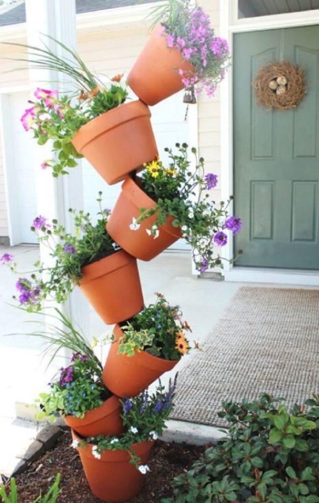 Front Door Pots 14