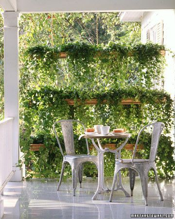 Gutter Garden Ideas 13