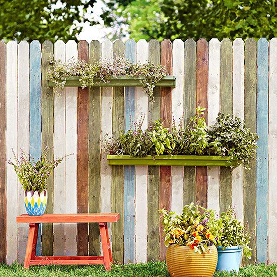 Gutter Garden Ideas 18