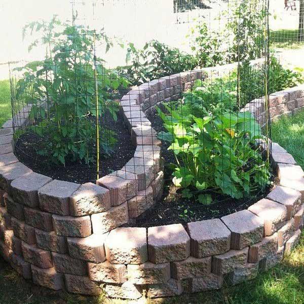 20 Vertical Vegetable Garden Ideas: 20+ Ways For Growing A Successful Vegetable Garden